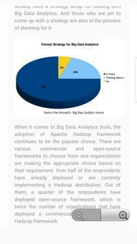 Big Data Analytics apk screenshot