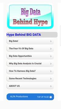 Big Data Behind Hype Tutorials poster