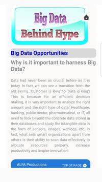 Big Data Behind Hype Tutorials screenshot 1
