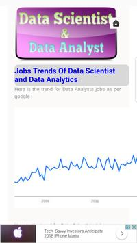 Data Scientist VS Data Analyst screenshot 1
