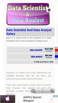 Data Scientist VS Data Analyst screenshot 2