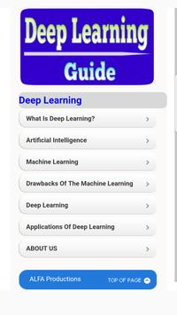 Learn Deep Learning Tutorials poster