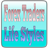 Forex Traders Lifestyle icon