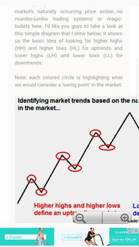 Guide for Forex Trades Trend Guide screenshot 1
