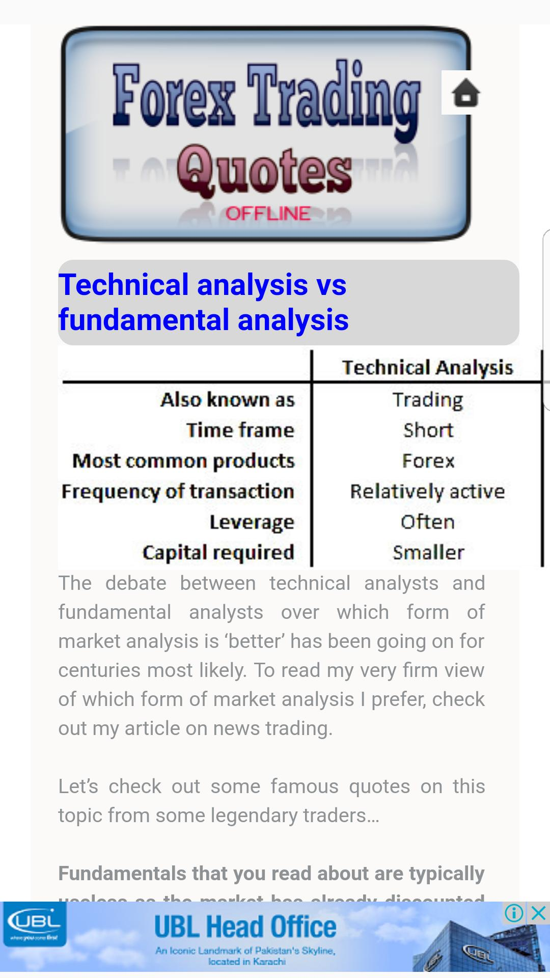 Tutorials for Forex Trading Quotes for Android - APK Download