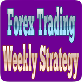 Forex Weekly Strategy icon