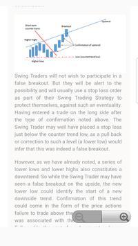 Forex Swing Strategy screenshot 2