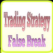 Trading Strategy False Break icon
