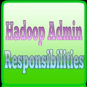 Hadoop Admin Responsibilities icon