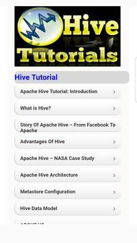 Hive Tutorials poster