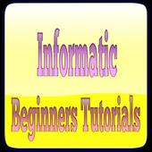 Informatica Beginner Tutorials icon