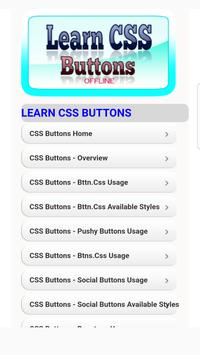 Learn CSS Buttons poster