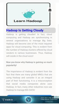 Learn Hadoop screenshot 2