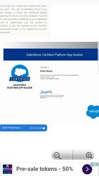 Salesforce Certification Guide apk screenshot