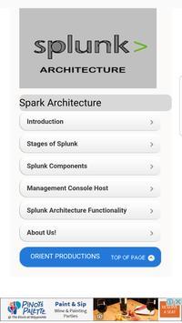 Splunk Architecture Tutorial poster