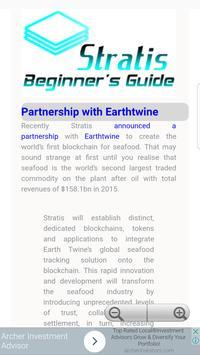 Stratis Beginners Guide screenshot 1