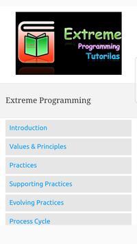 Extreme Programming Tutorials poster