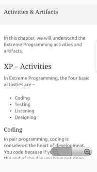 Extreme Programming Tutorials screenshot 2