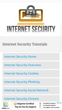 Internet Security Tutorials poster