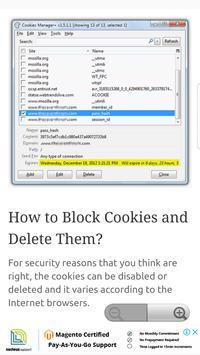 Internet Security Tutorials screenshot 1