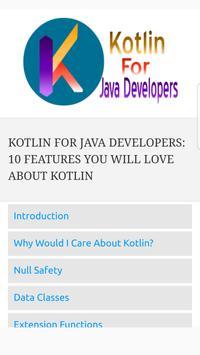 Kotlin for Java Developers poster