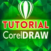 Corel Draw Learning App CorelDRAW Tutorial VIDEOs icon