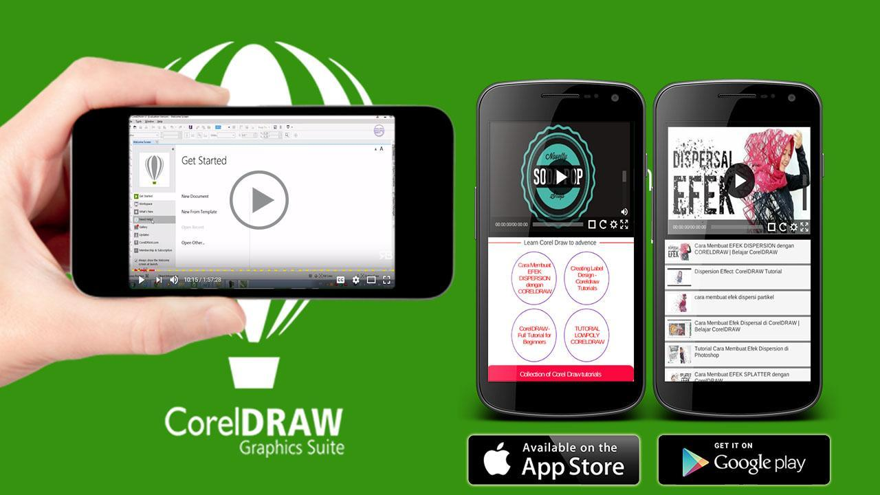 Learn Corel Draw To Advence For Android Apk Download