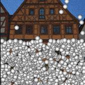 Snow piling Livewallpaper icon