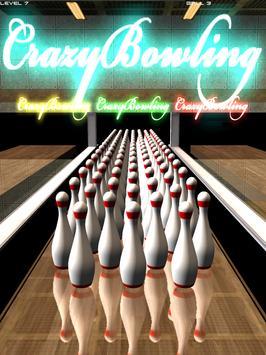 Crazy Bowling screenshot 3