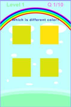 Different Color? apk screenshot