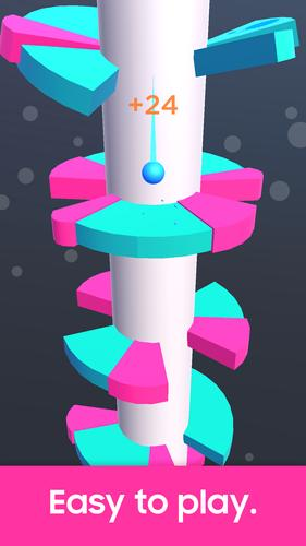 Helix Spiral Jump: Tile Drop Game for Android - APK Download