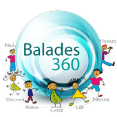 Balades 360 icon