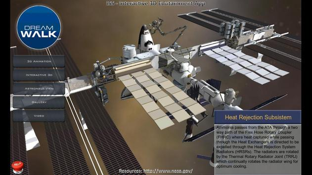 ISS Space Station screenshot 1