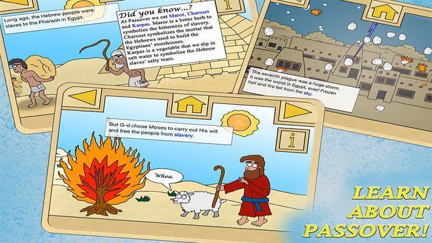 Passover - Ten Plagues Lite poster