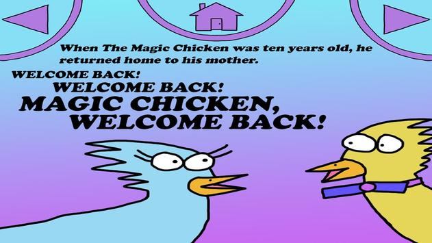 The Magic Chicken apk screenshot