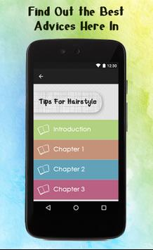 Tips For Hairstyle screenshot 1