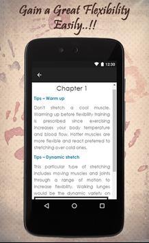 Tips To Get Flexible screenshot 2