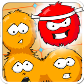 Shaggy Monsters Match 3 icon