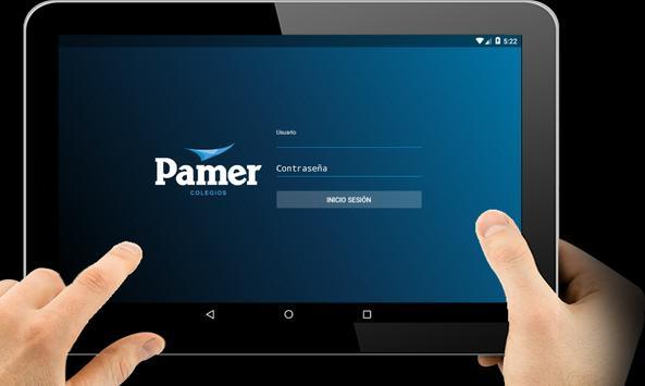Colegios Pamer apk screenshot