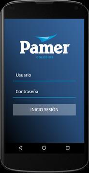 Colegios Pamer poster