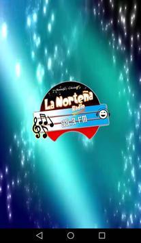 RADIO LANORTEÑA MONSEFU poster