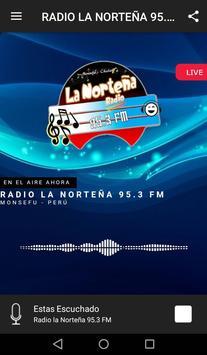 RADIO LANORTEÑA MONSEFU screenshot 1