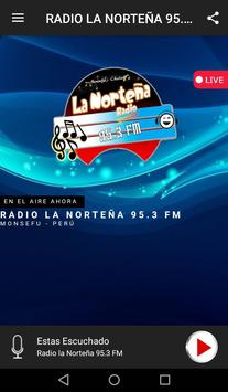 RADIO LANORTEÑA MONSEFU screenshot 2