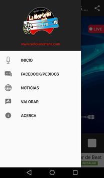 RADIO LANORTEÑA MONSEFU screenshot 3