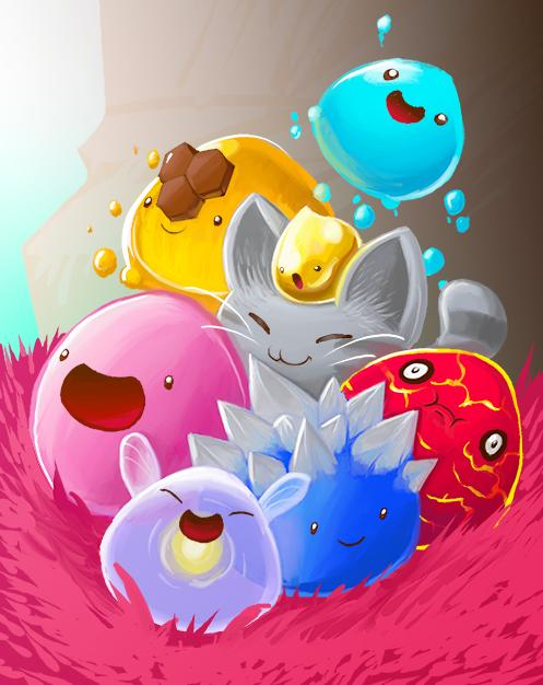 New Slime Rancher Wallpaper Fav For Android Apk Download