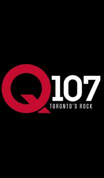 Q107 Toronto's Rock poster