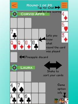 Open Face Chinese Poker Free apk screenshot