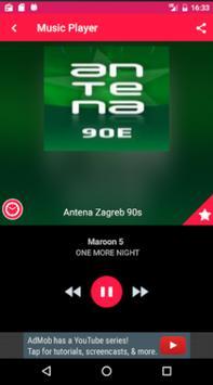 Radio Croatia FM screenshot 1