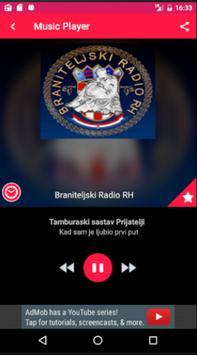 Radio Croatia FM screenshot 2