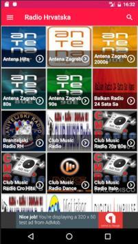 Radio Croatia FM screenshot 8